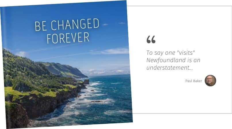 Story Exchange - Be Changed Forever