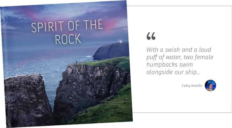 Spirit of the rock