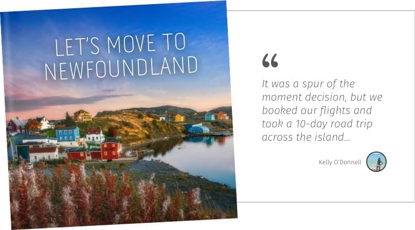 Let's Move To Newfoundland