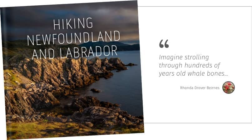 Hiking Newfoundland and labrador