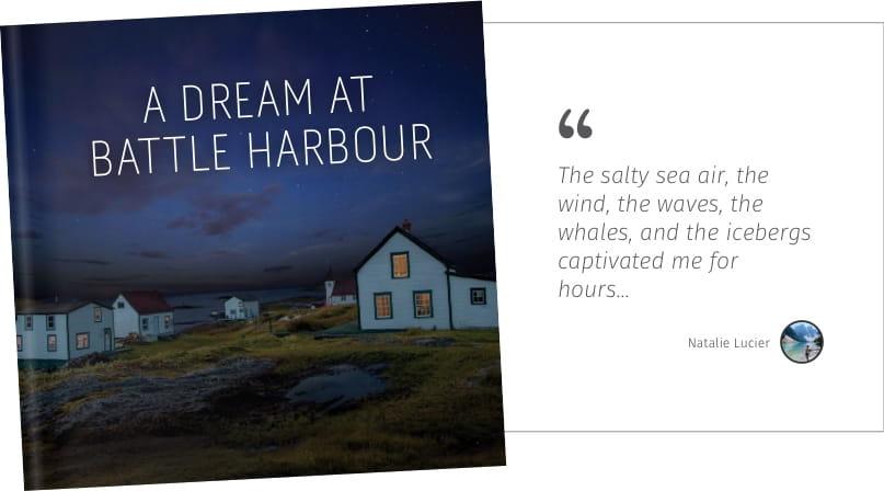 A dream at battle harbour