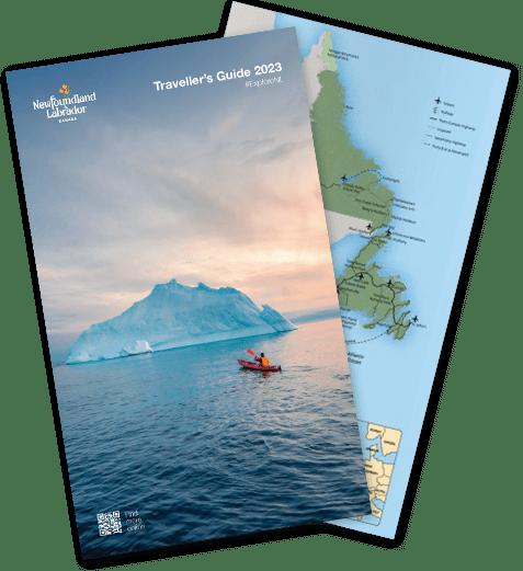 Traveller's Guide - Newfoundland and Labrador, Canada