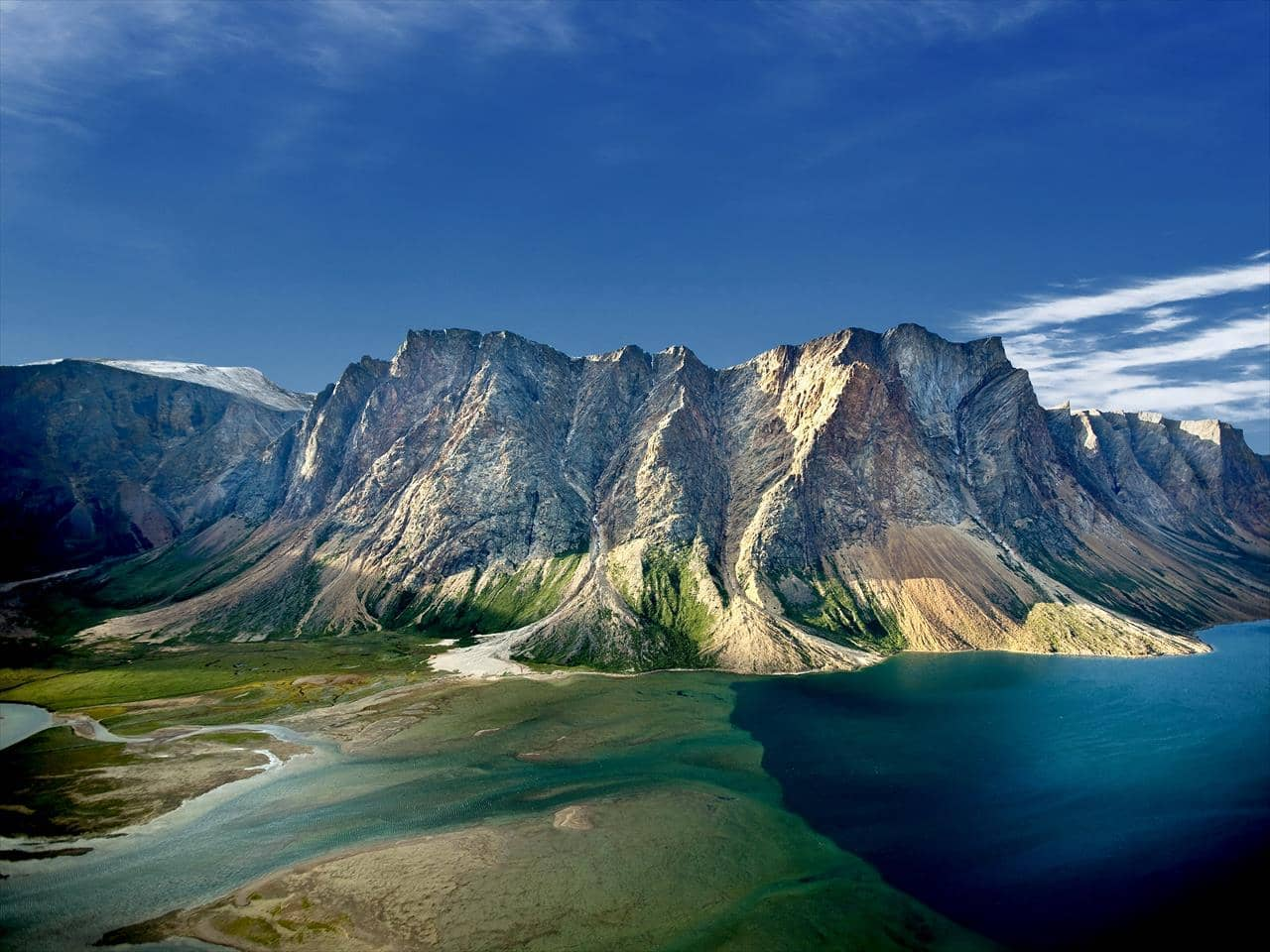 Welcome to Torngat Mountains National Park