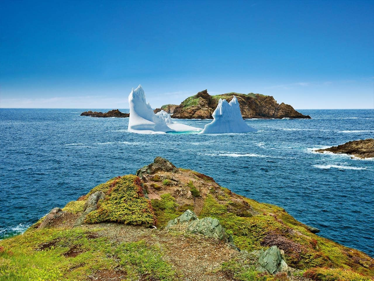 Twillingate Newfoundland And La Dor Canada