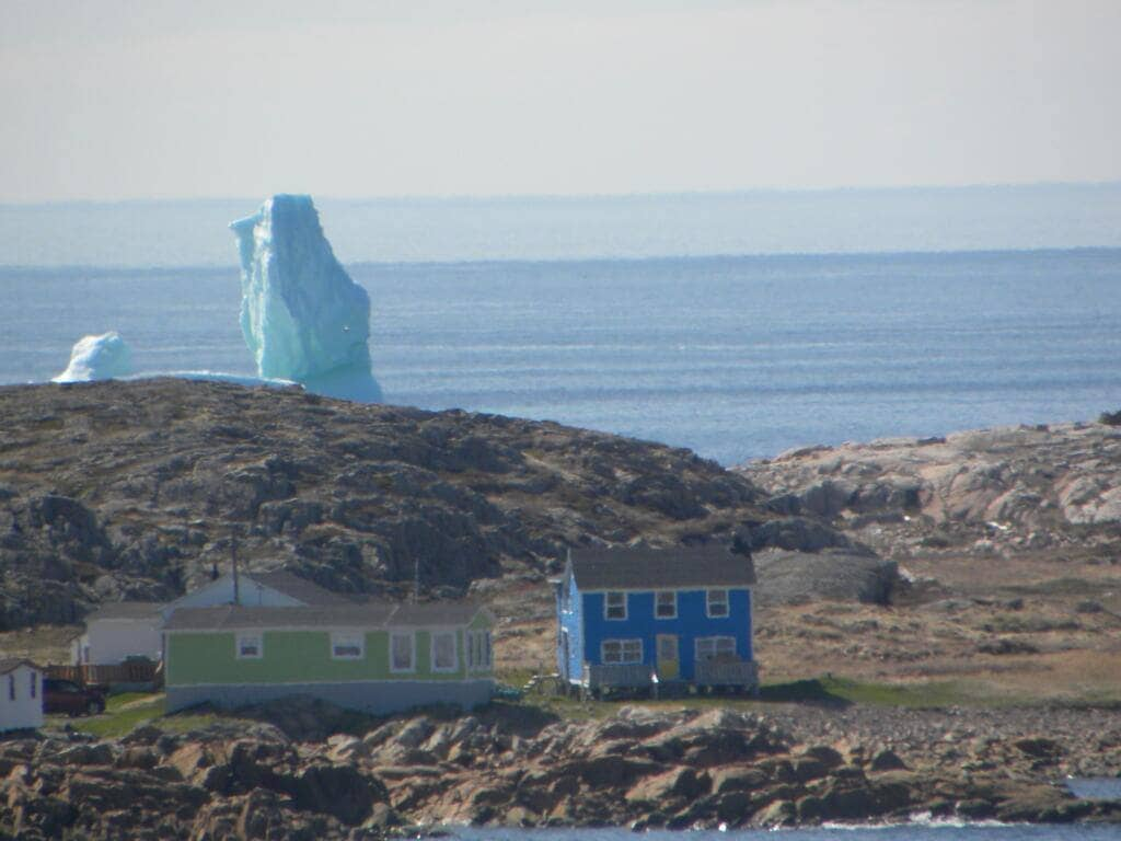 High rise iceberg