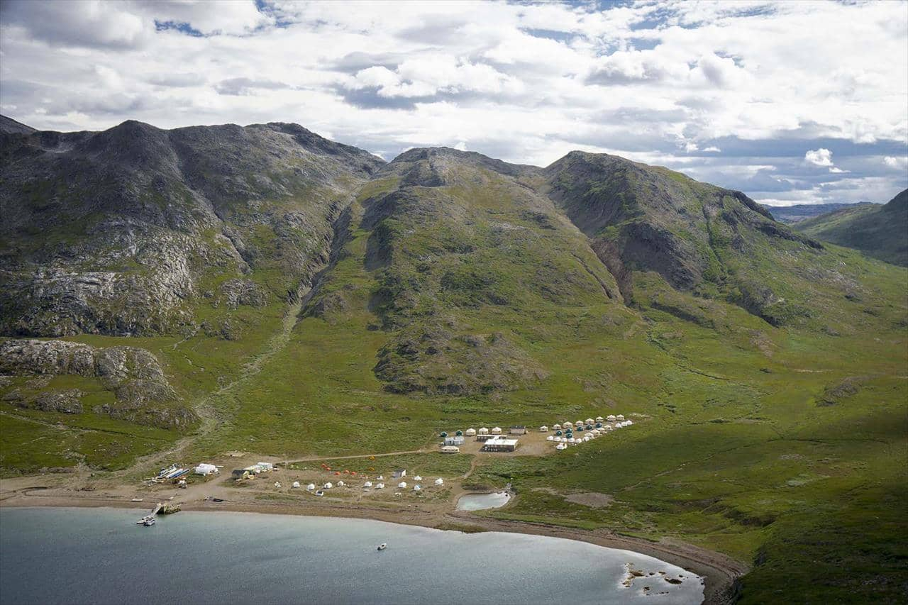 Torngat Mountains Base Camp