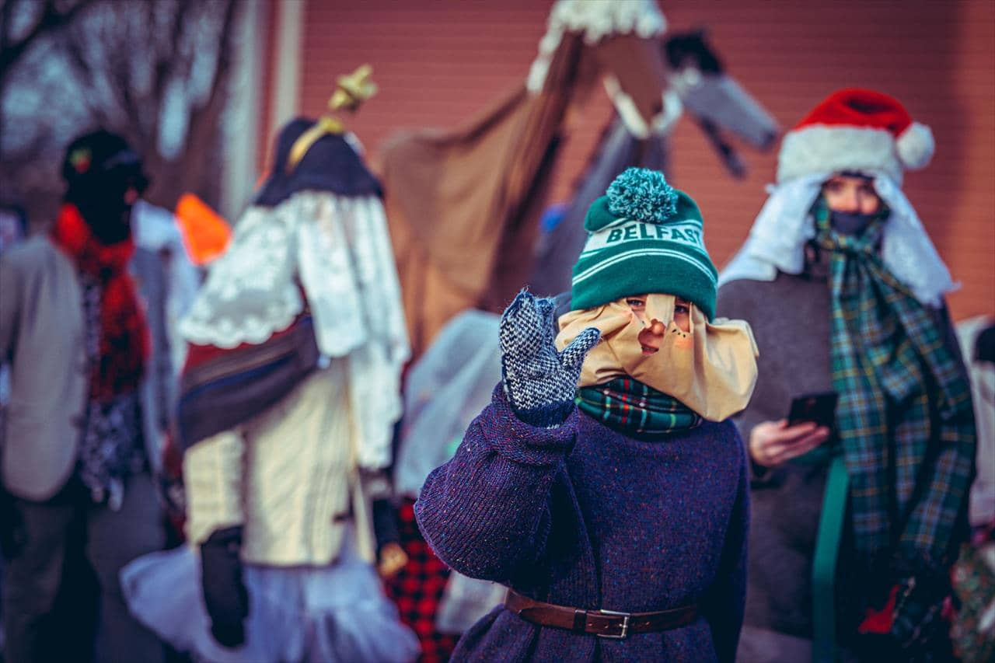 Mummer's Parade