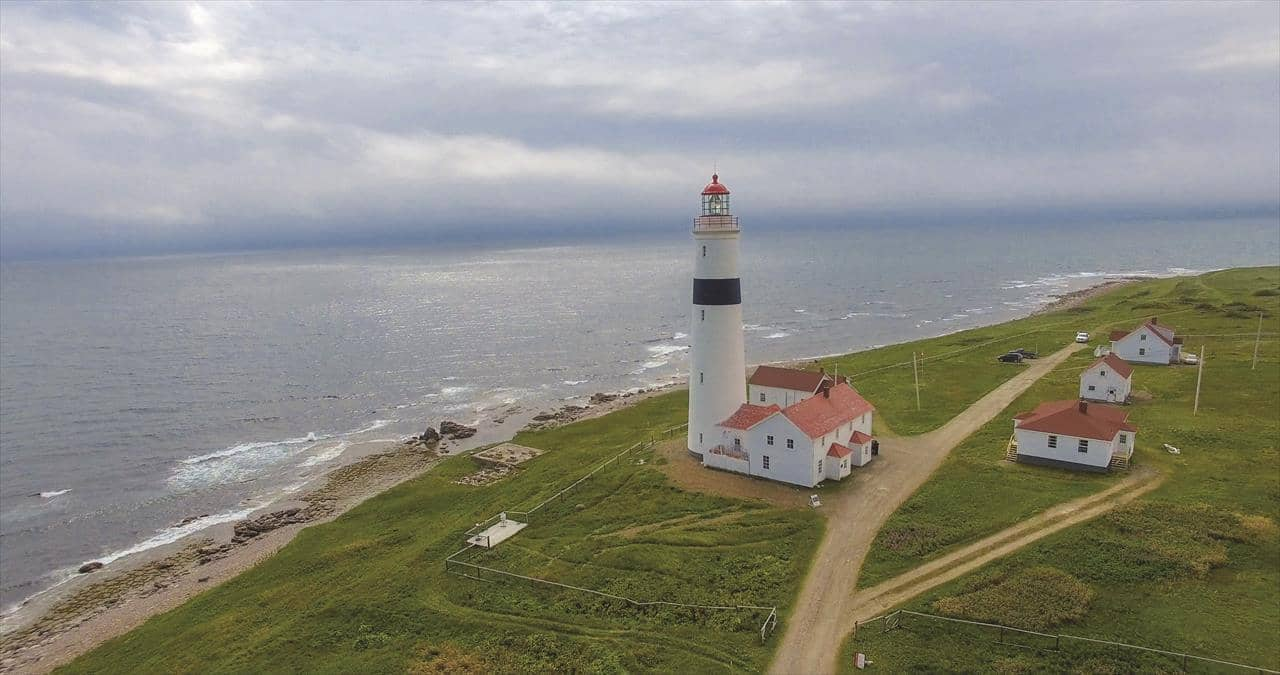 Point Amour Lighthouse Provincial Historic Site