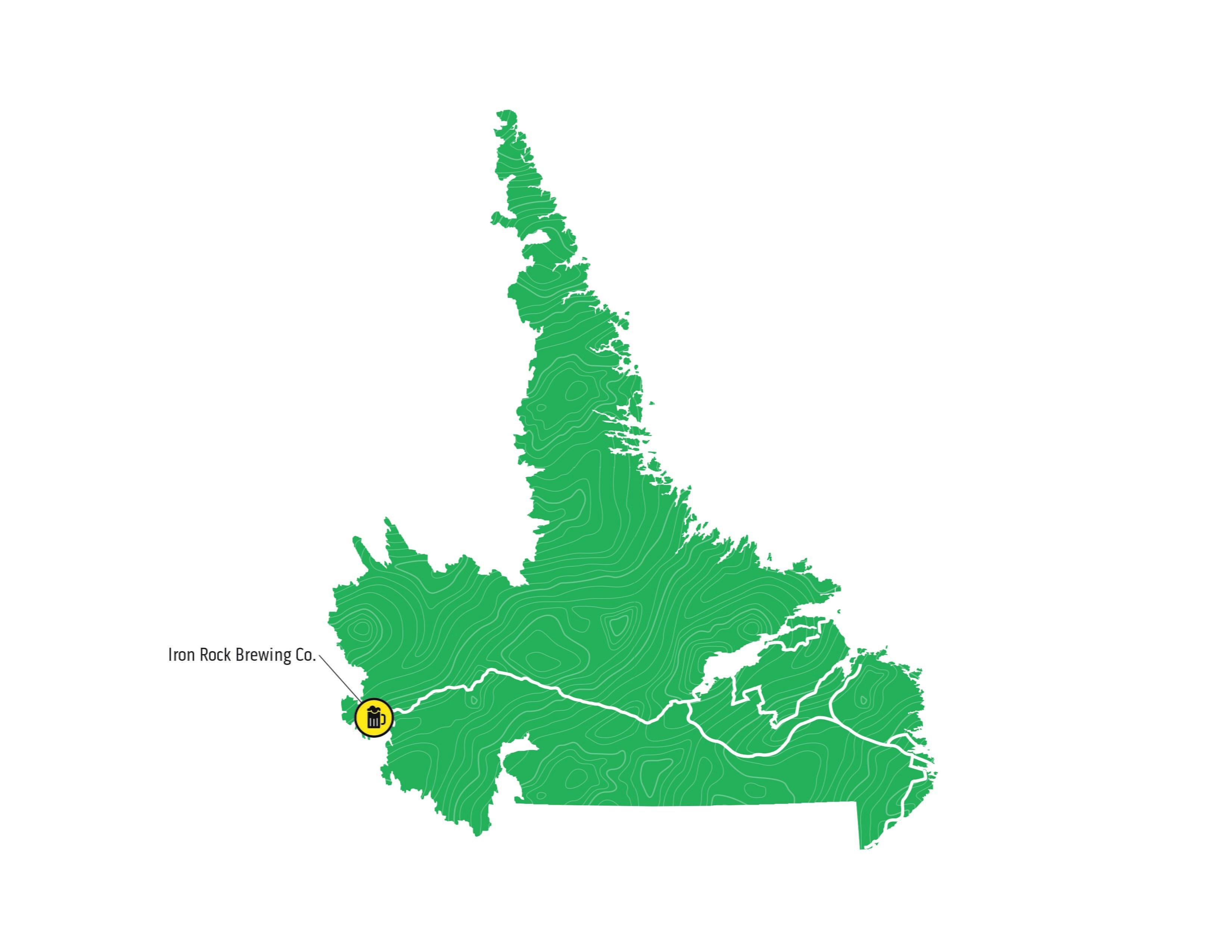 Labrador Craft Beer Map