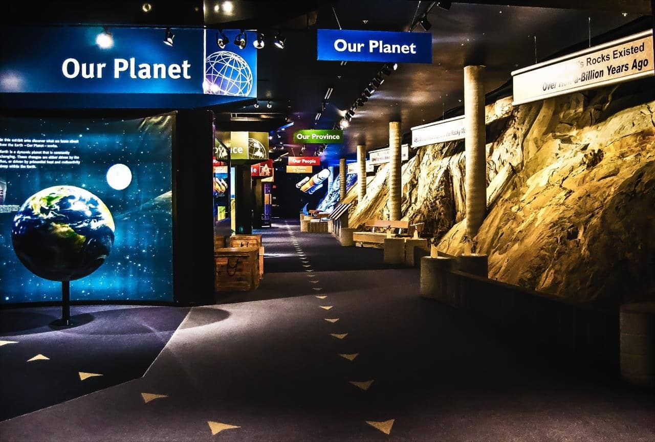 Johnson Geo Centre in St. John's Newfoundland and Labrador