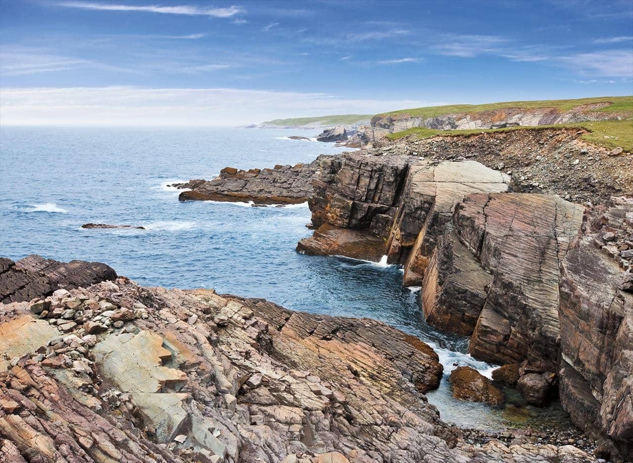Mistaken Point Ecological Reserve