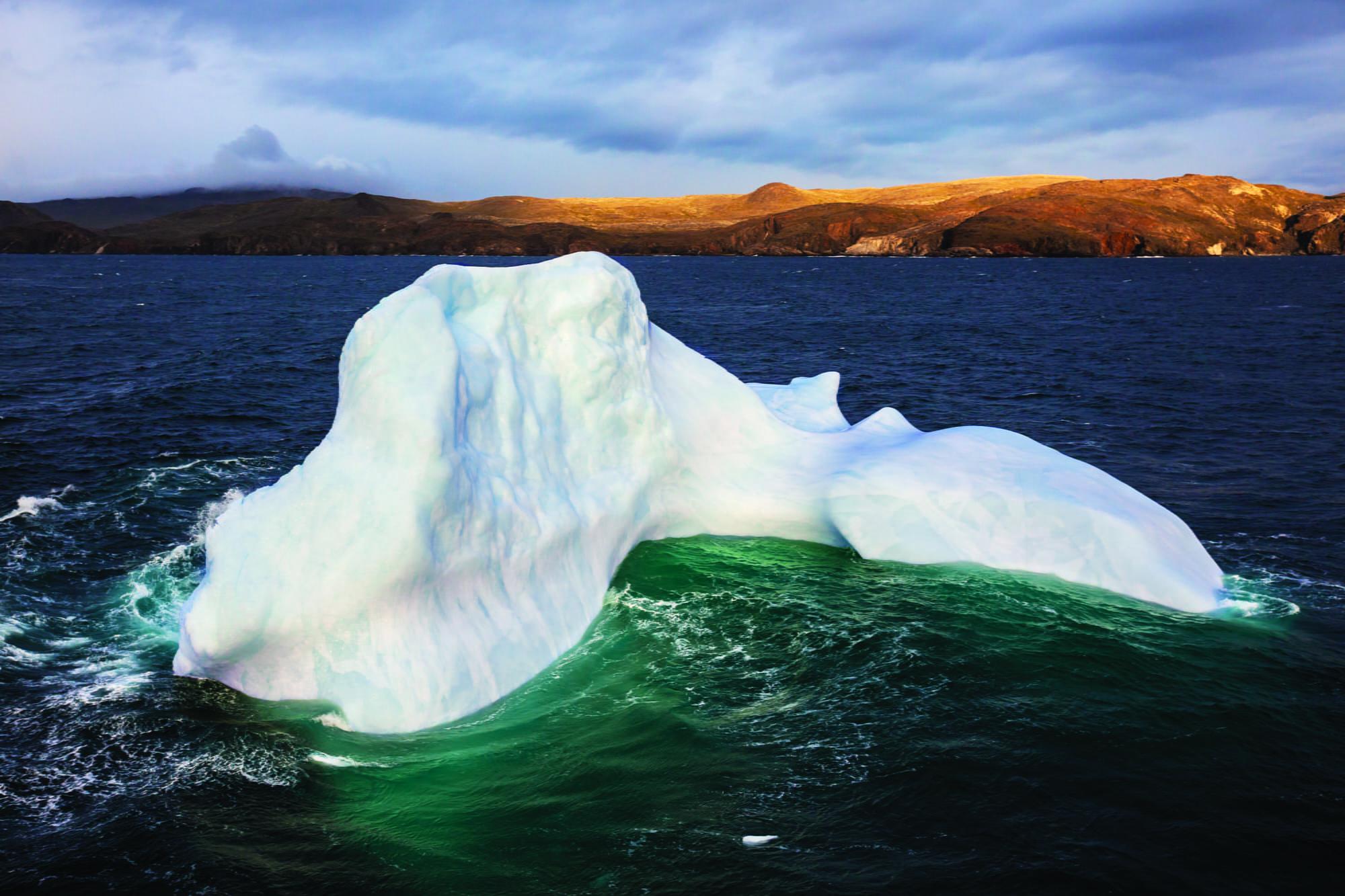 iceberg off Labrador
