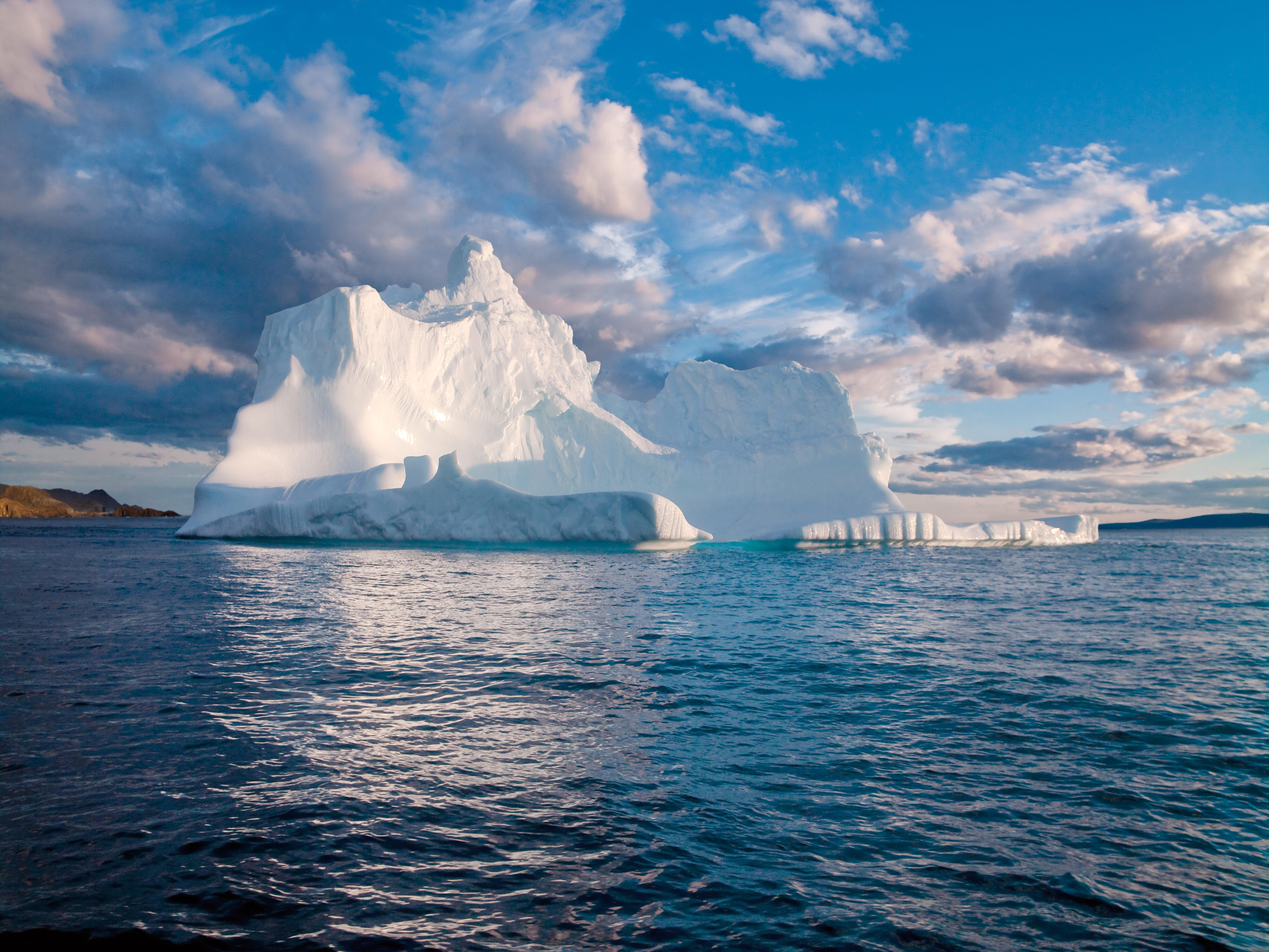 Newfoundland And La Dor Iceberg Facts Newfoundland And