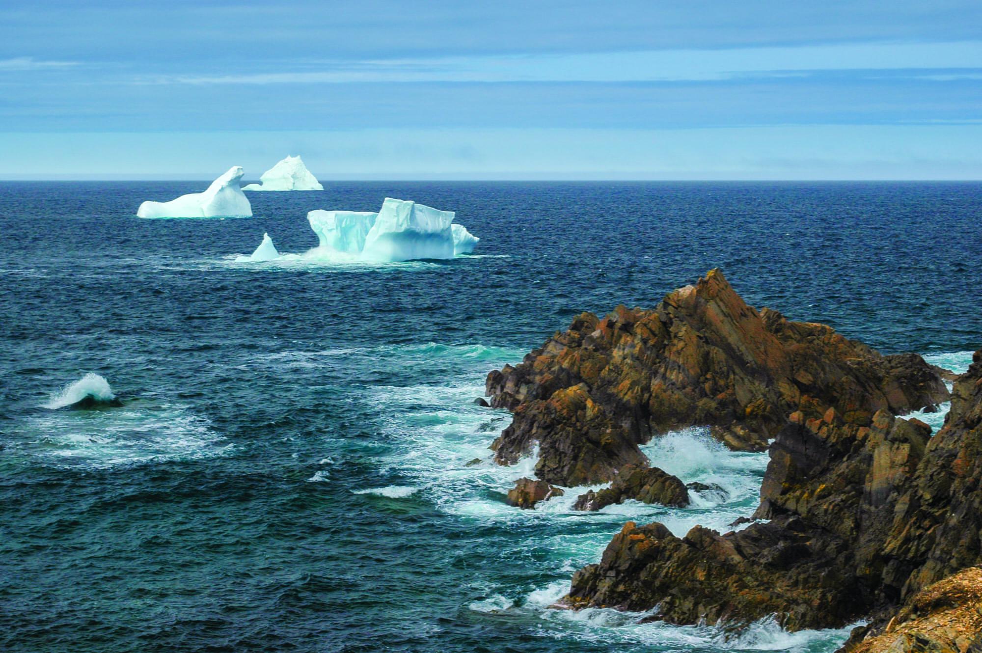 Iceberg Viewing 2
