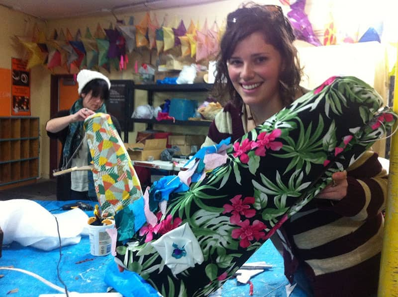 Mummering and Hobby Horse Workshop