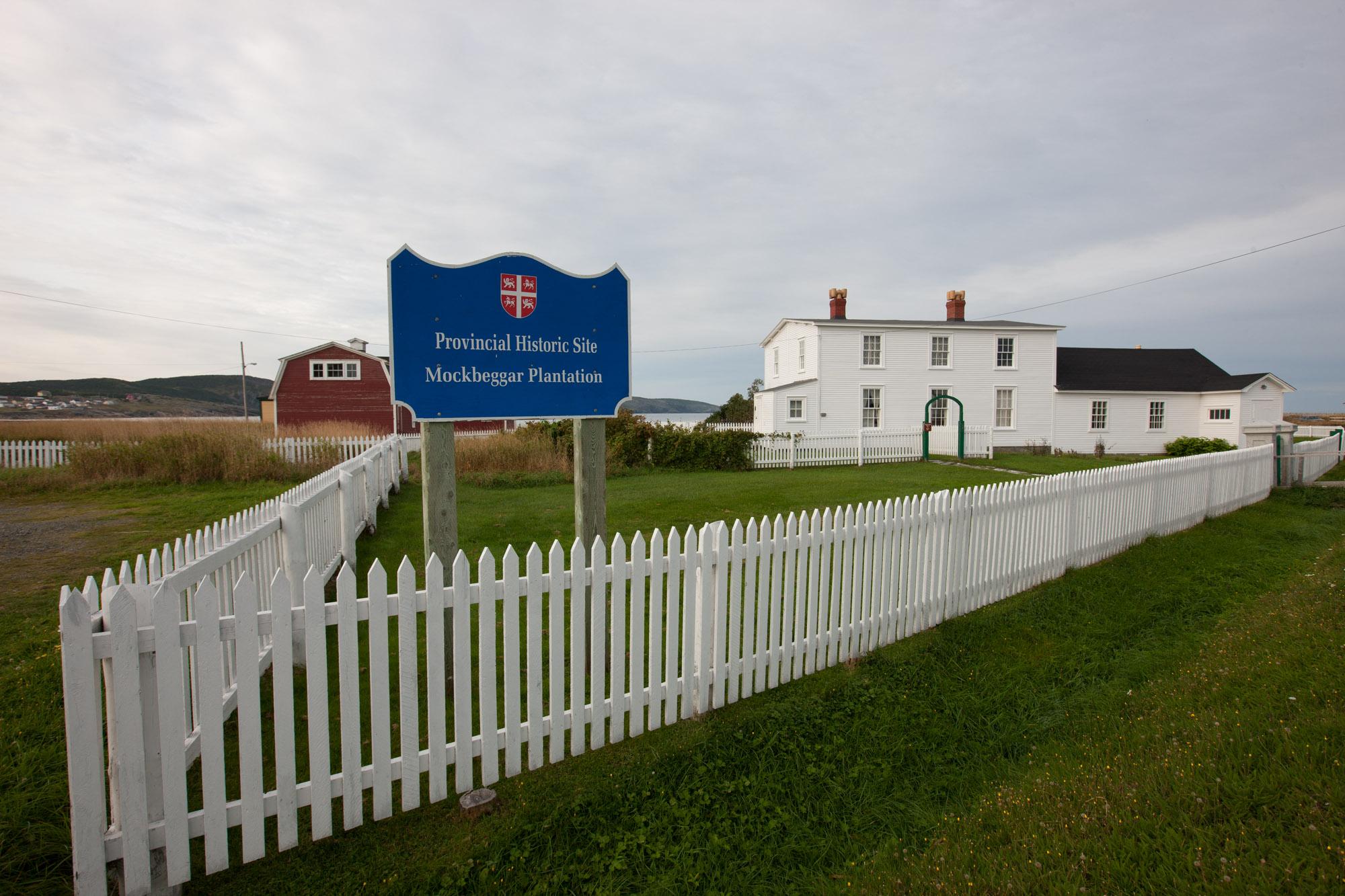 Bonavista Mockbeggar Plantation