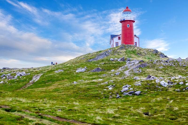 Notable Lighthouses in Newfoundland and Labrador ...