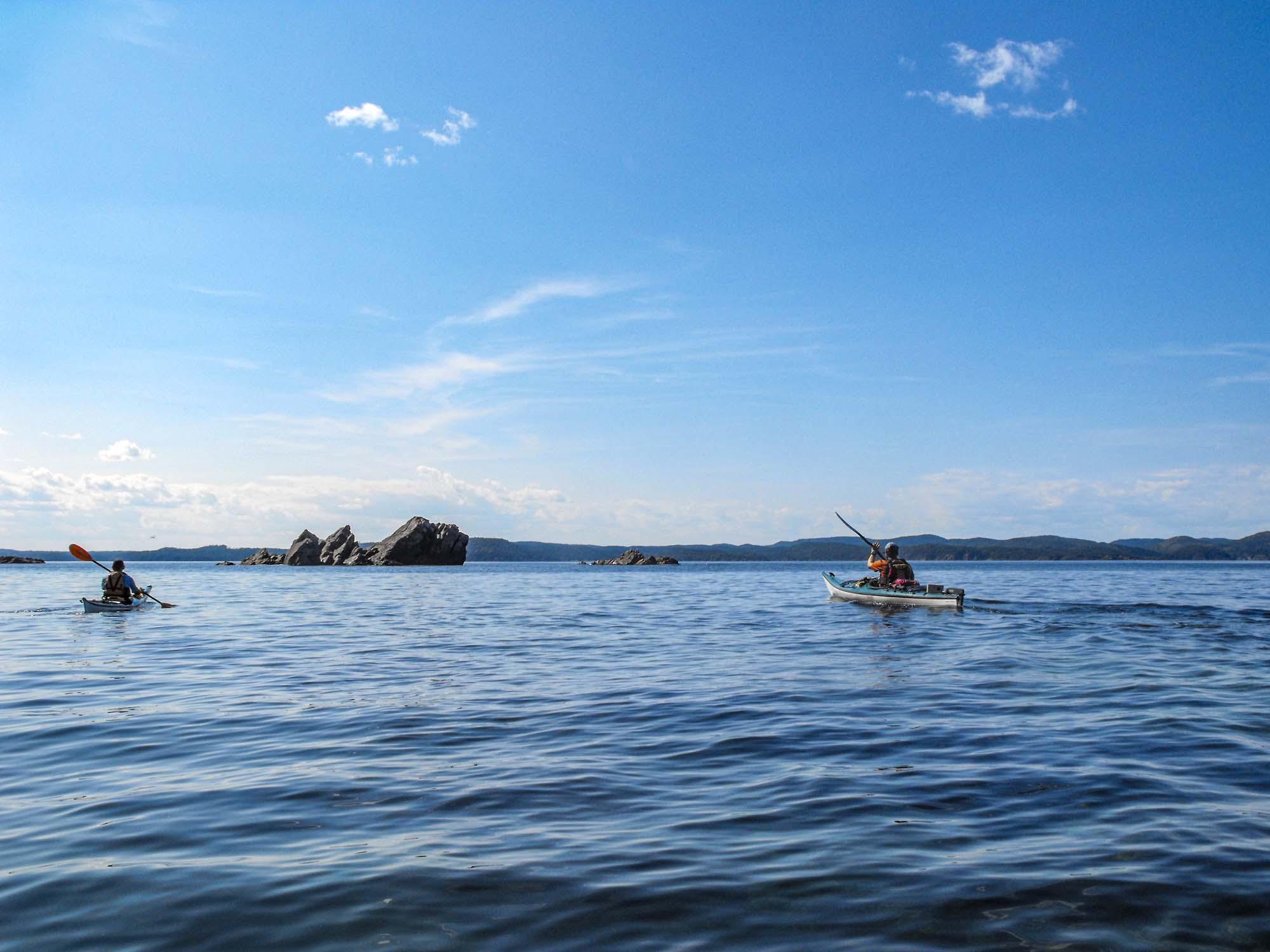 Kayaking - Northern Peninsula