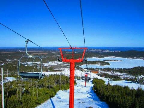 Ski White Hills Clarenville