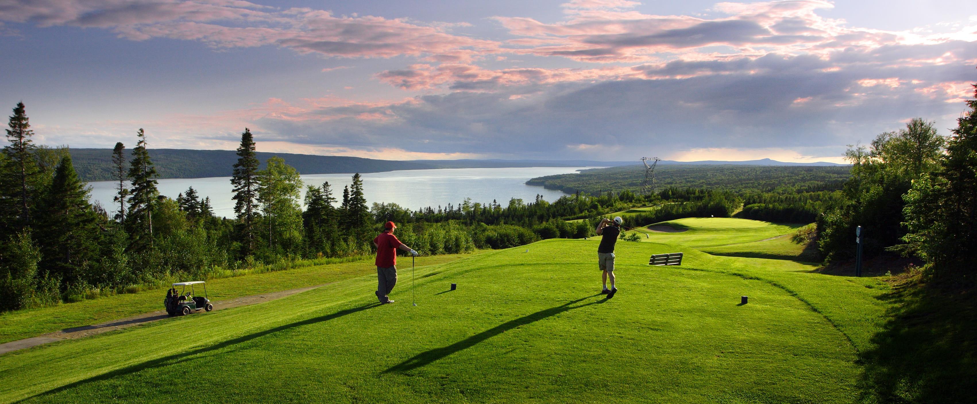 Gander Golf Course