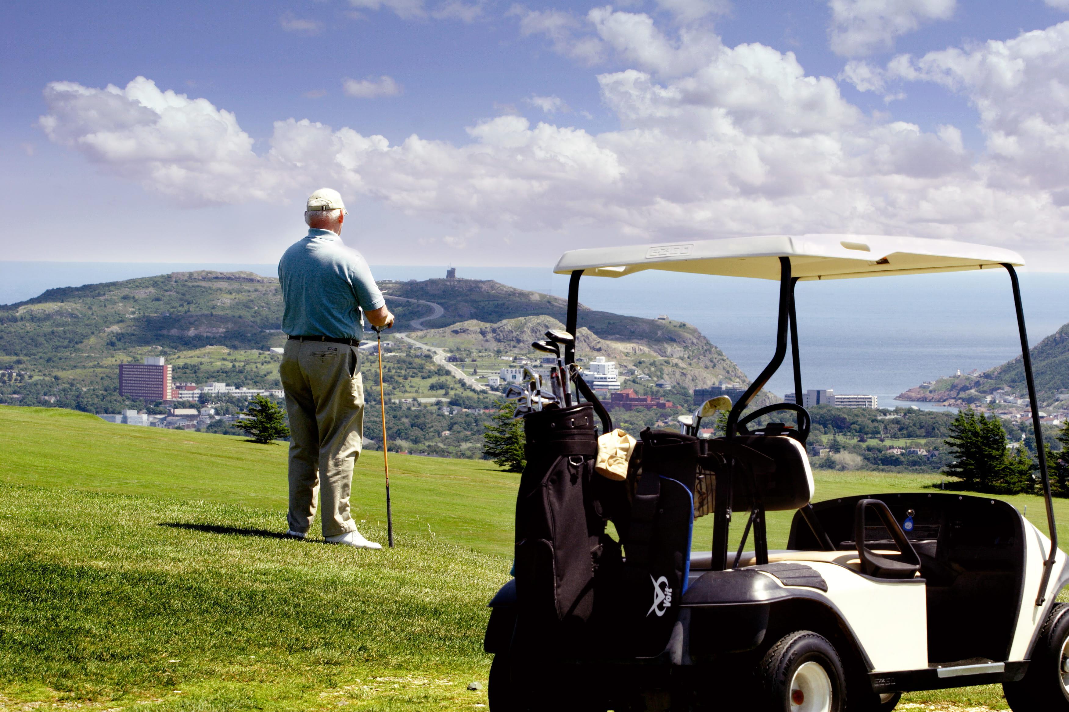 Pippy Park Golf Course