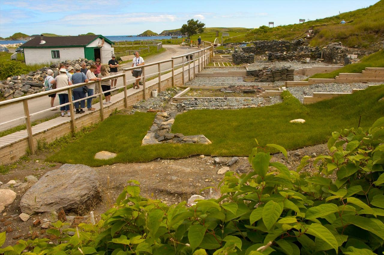 Colony of Avalon Archaeological Site, Ferryland