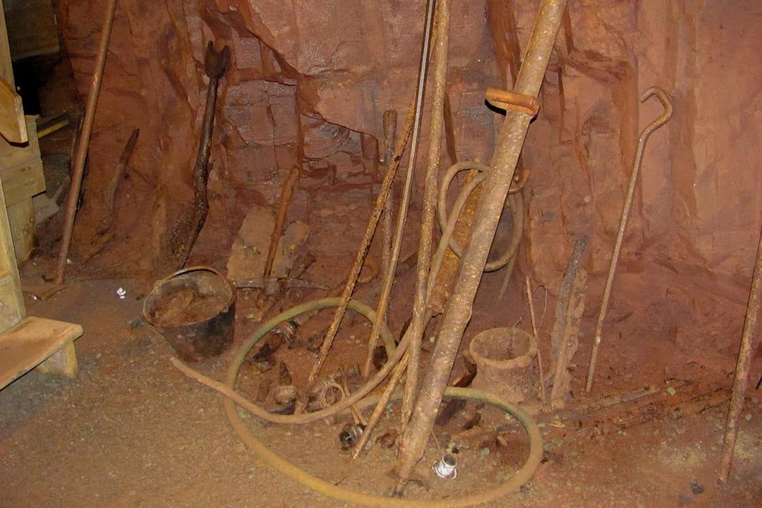 Bell Island Mine Museum