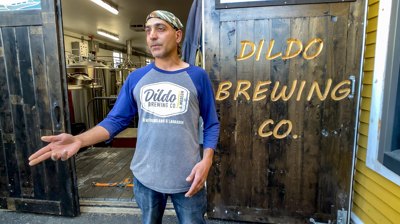 Dildo Brewery