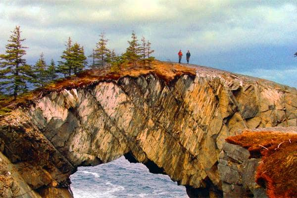Berry Head Arch