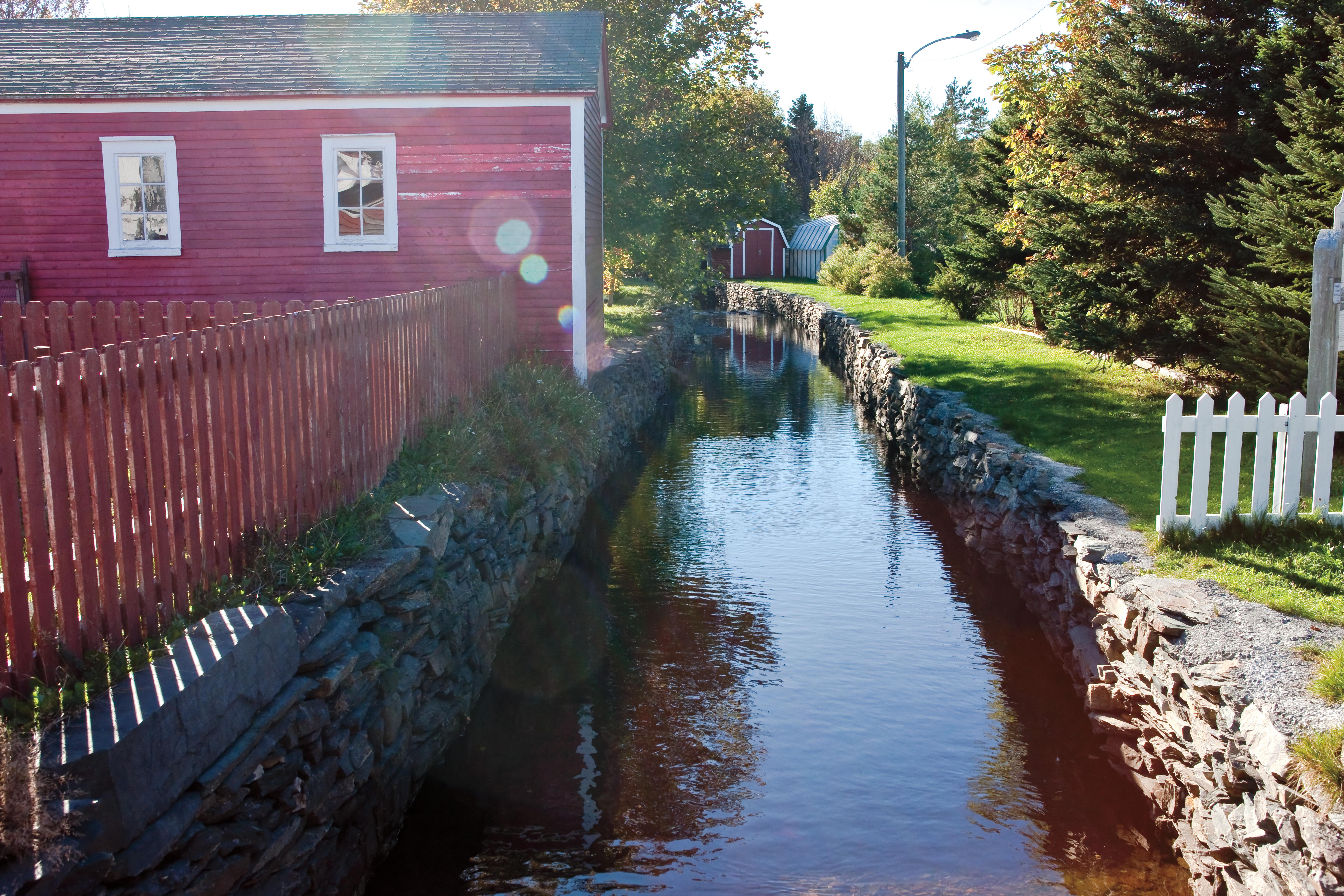 Brigus Waterway