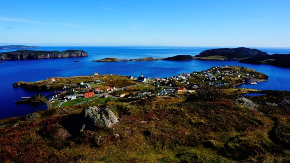 Trinity in Newfoundland and Labrador