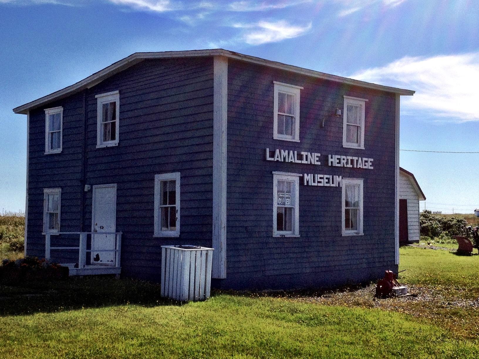 Lamaline Heritage Museum