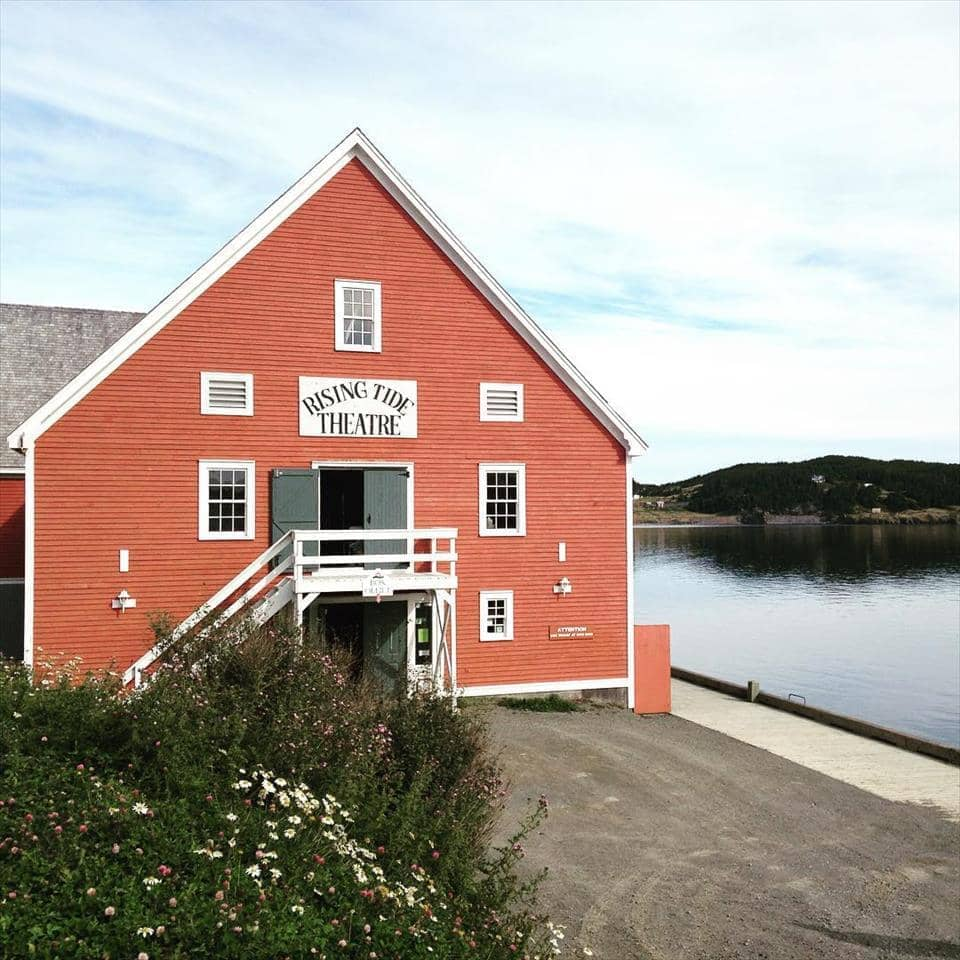 Rising Tide Theater. Trinity, Newfoundland and Labrador