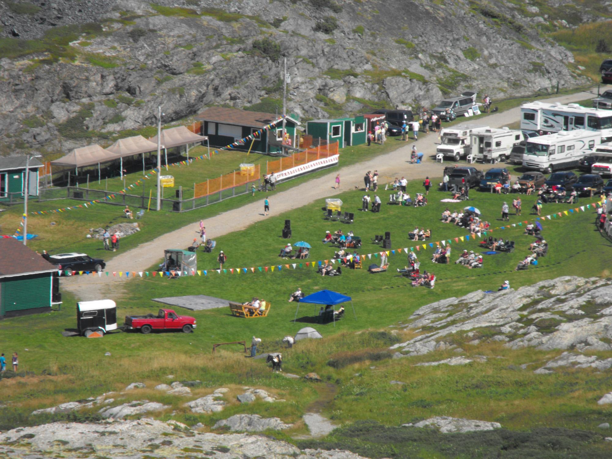 Brimstone Head Folk Festival