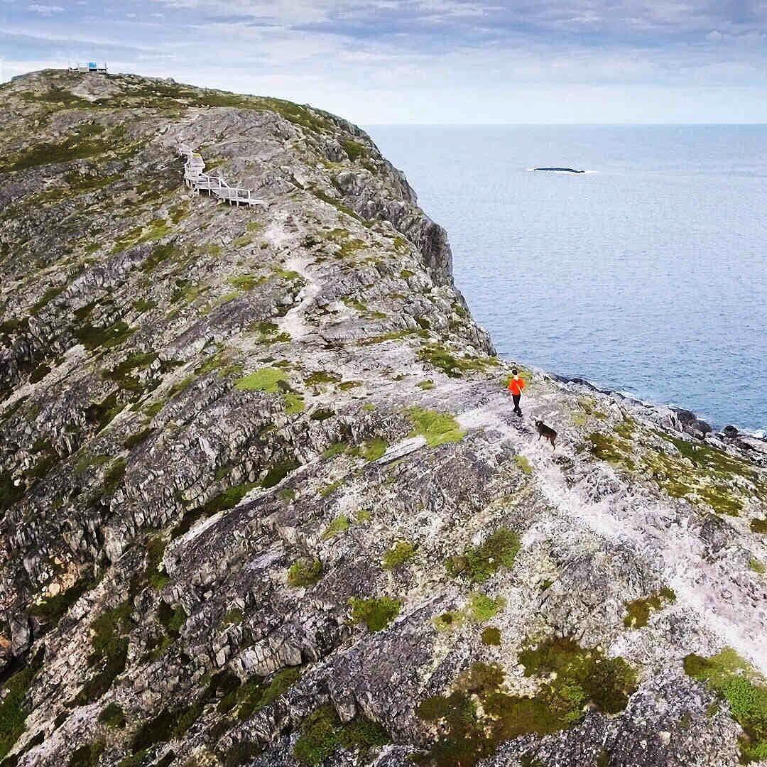Brimstone Head, Fogo Island