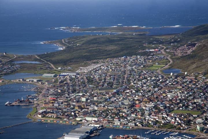 St. Pierre and Miquelon