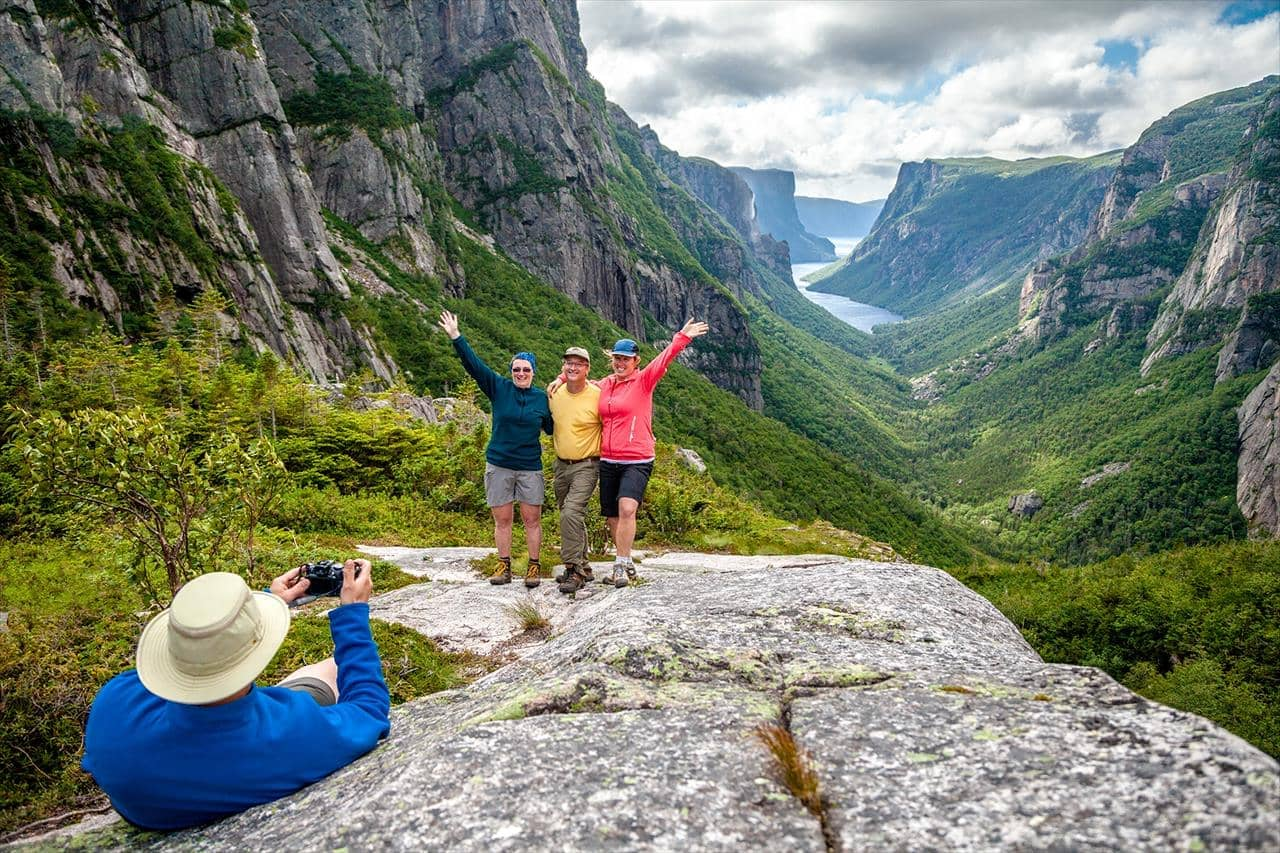 Western Brook Pond, Gros Morne National Park