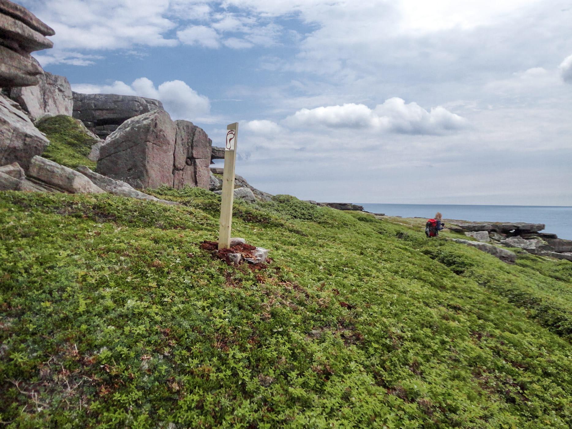 Labrador Pioneer Footpath