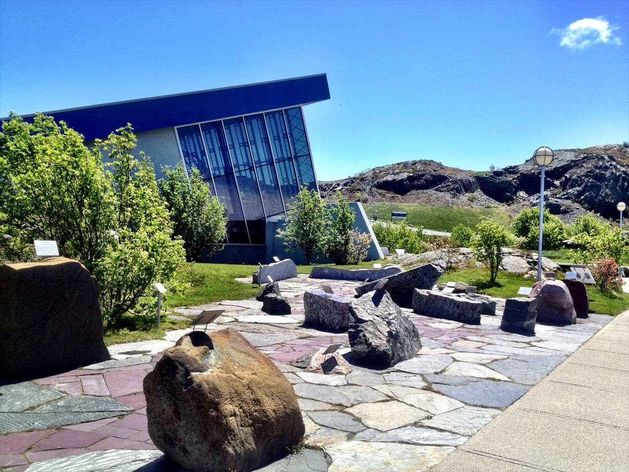 The Johnson Geo Centre, St. John's, Newfoundland and Labrador