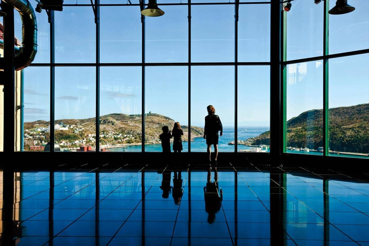 The Museums And Galleries Of St John S Newfoundland And