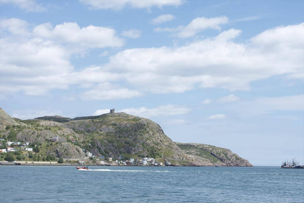 Signal Hill St. John's, Newfoundland and Labrador