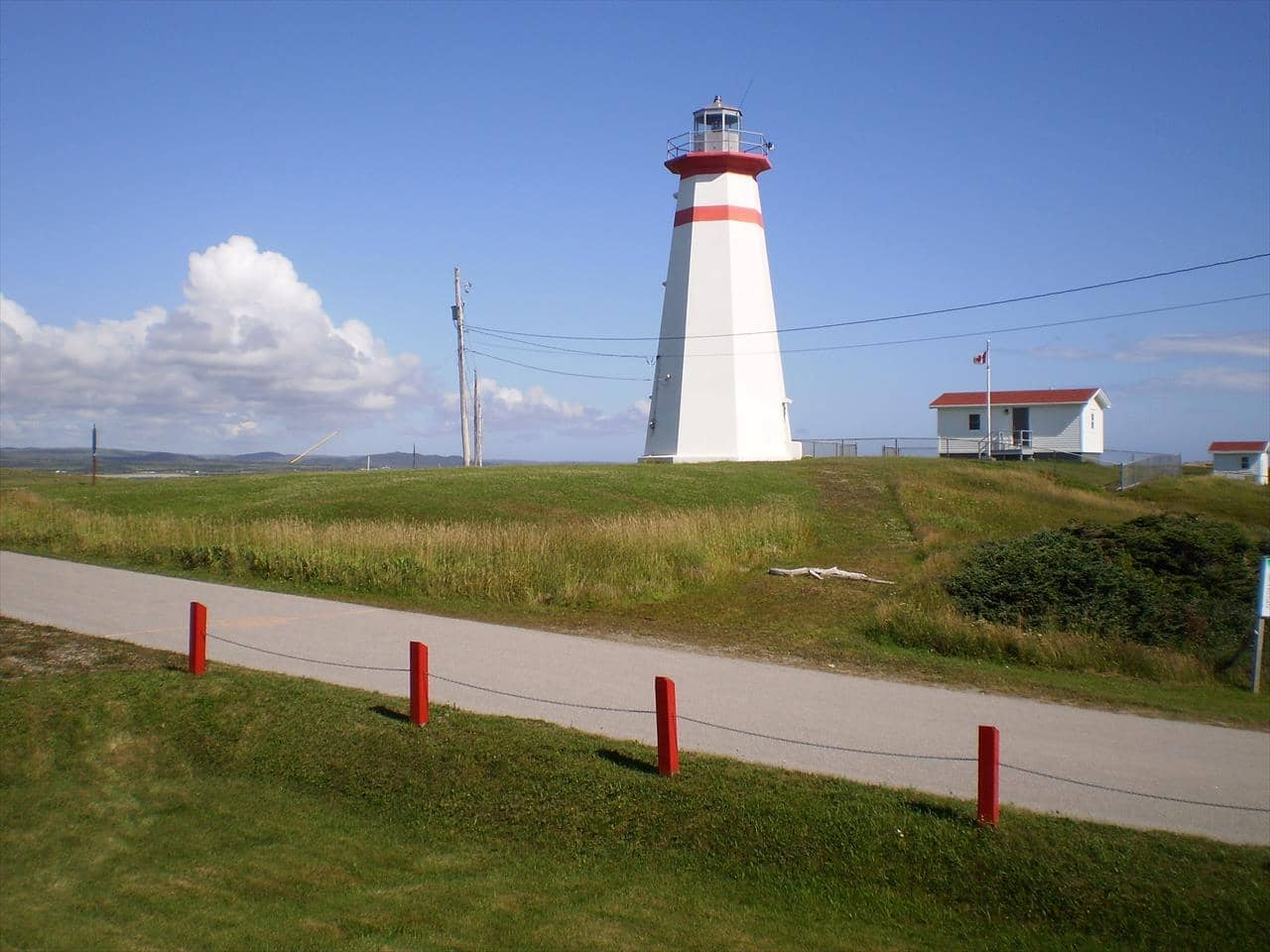 Cape Ray Light House