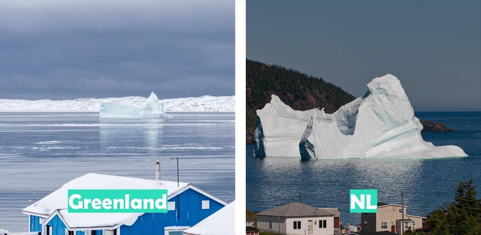 Greenland vs Newfoundland & Labrador