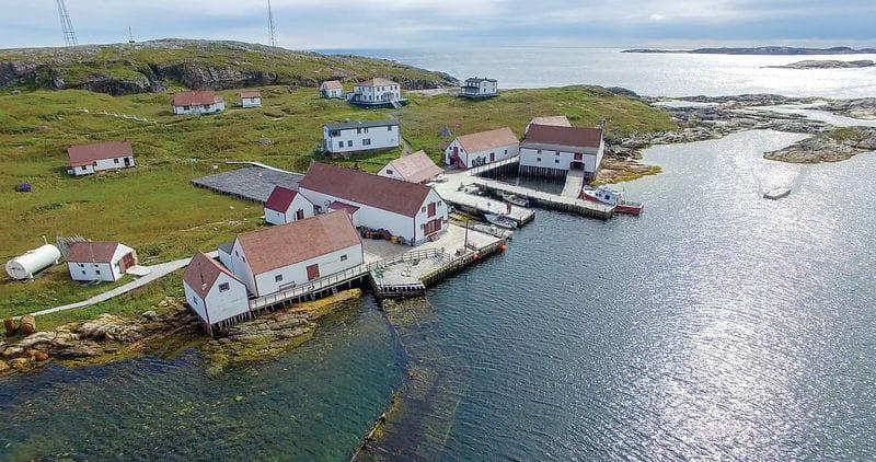 Battle Harbour, Newfoundland and Labrador