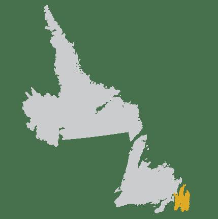 Avalon Region Map