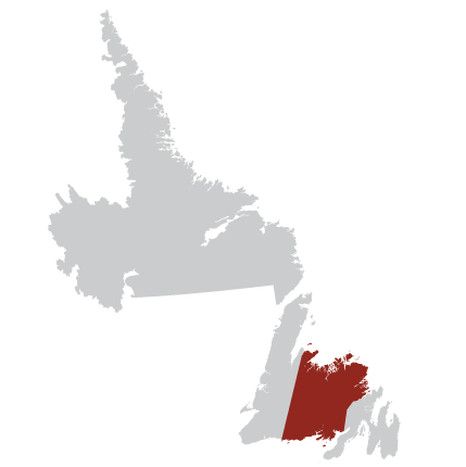 Central Region Map