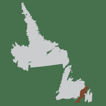 Eastern Region Map