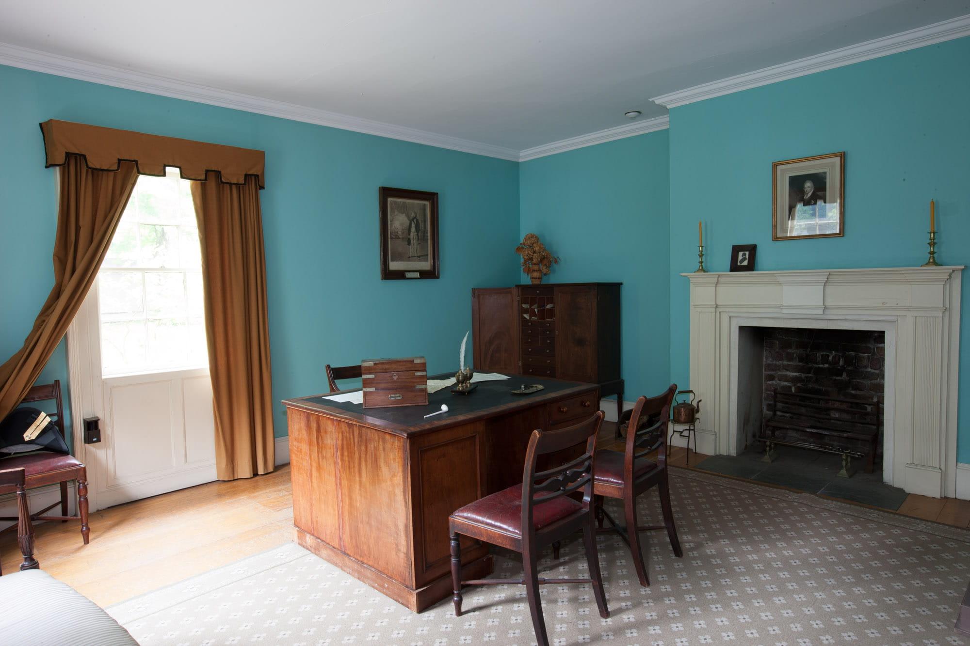 St. John's Commissariat House