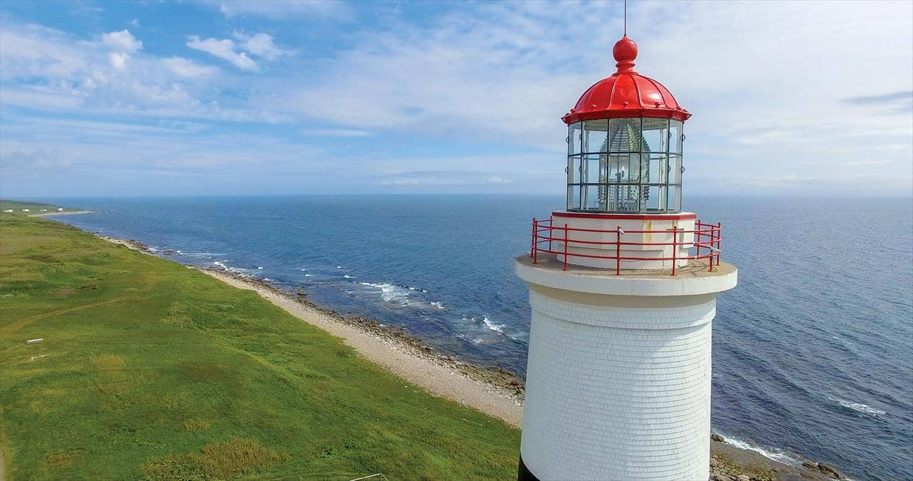 Point Amour Lighthouse