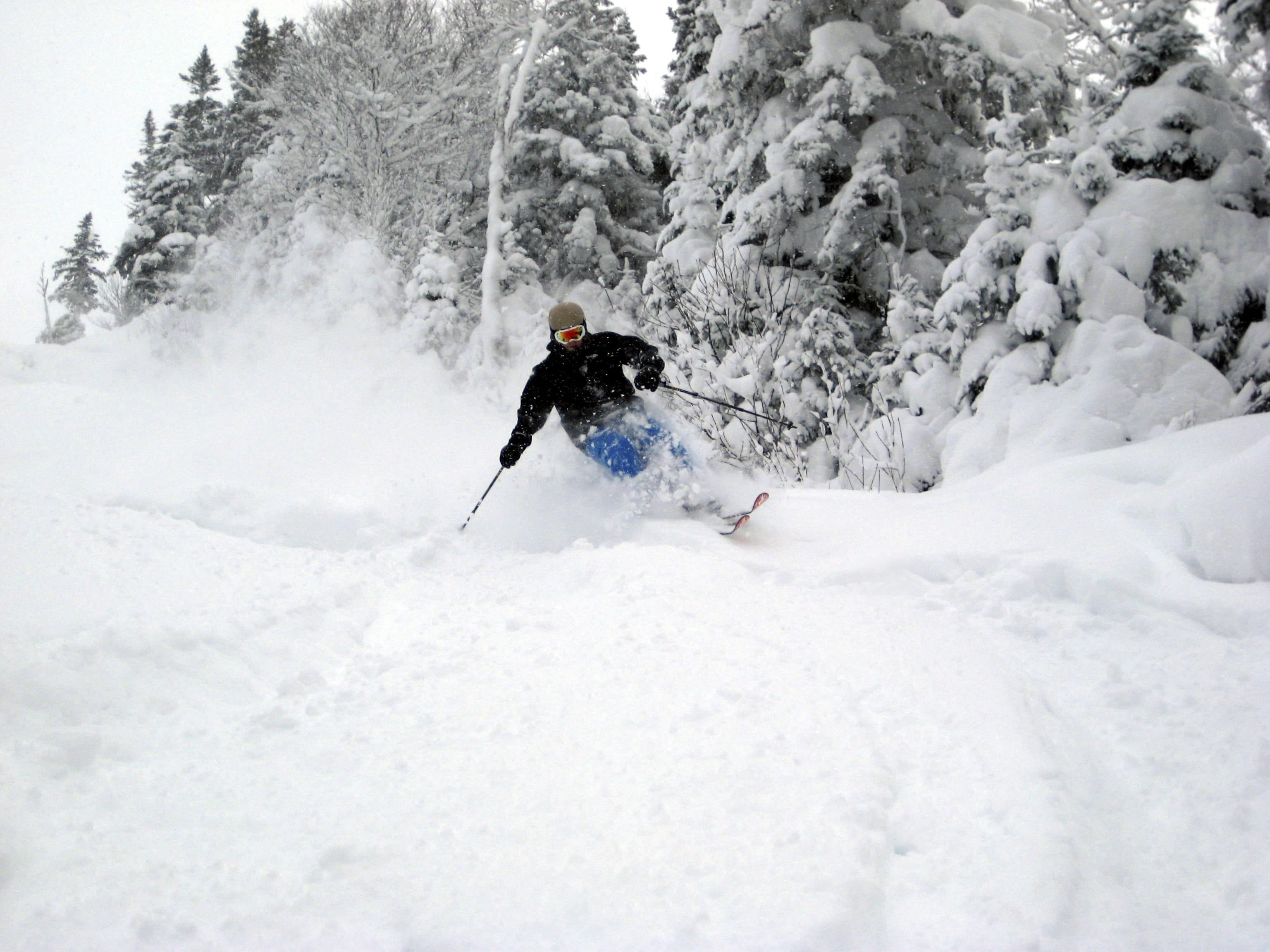 Marble Mountain Resort Skiing